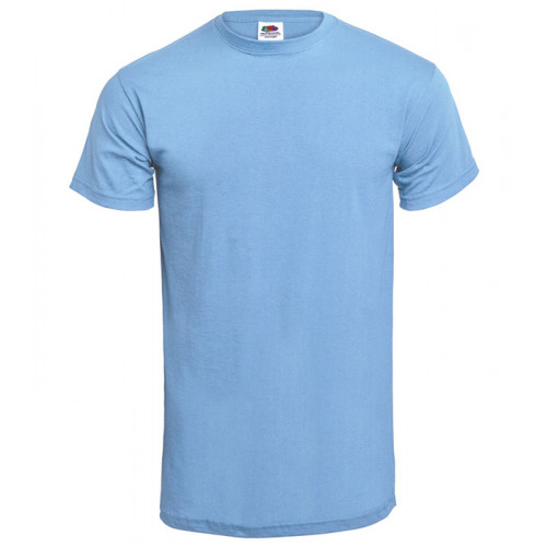 Fruit of the loom Original Tee New Sky Blue