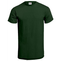 Fruit of the loom Original Tee Bottle Green