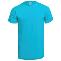 Fruit of the loom Original Tee Azure Blue