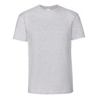Fruit of the loom Ringspun Premium T Heather Grey