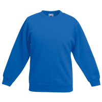 Fruit of the loom Kids Classic Set In Sweat Royal Blue