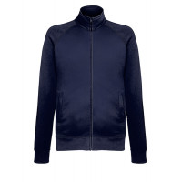 Fruit of the loom Lightweight Sweat Jacket Deep Navy