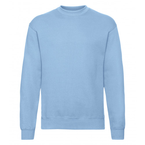 Fruit of the loom Classic Set In Sweat New Sky Blue