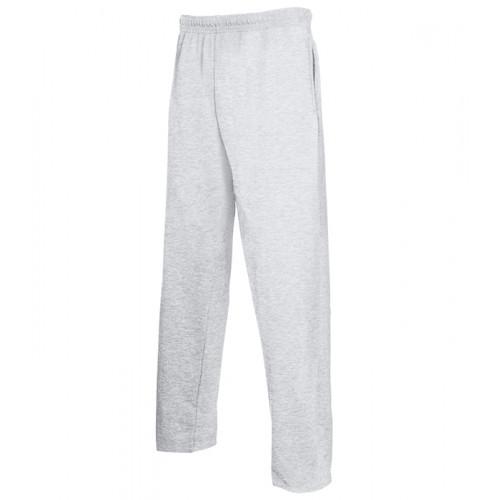 Fruit of the loom Lightweight Jog pants Heather Grey