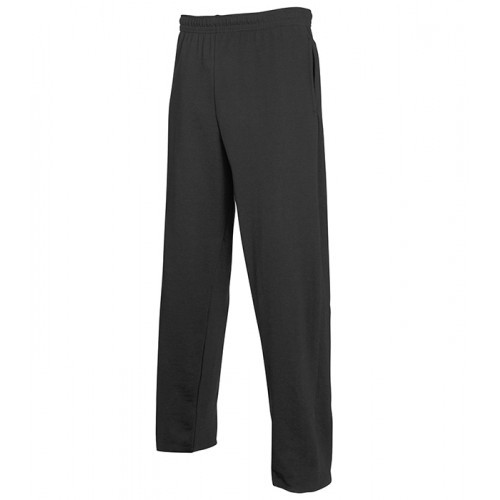 Fruit of the loom Lightweight Jog pants Black