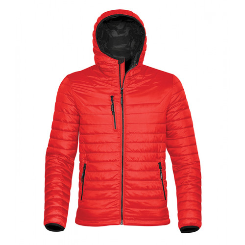 Stormtech M´s Gravity Thermal Jacket True Red/Black