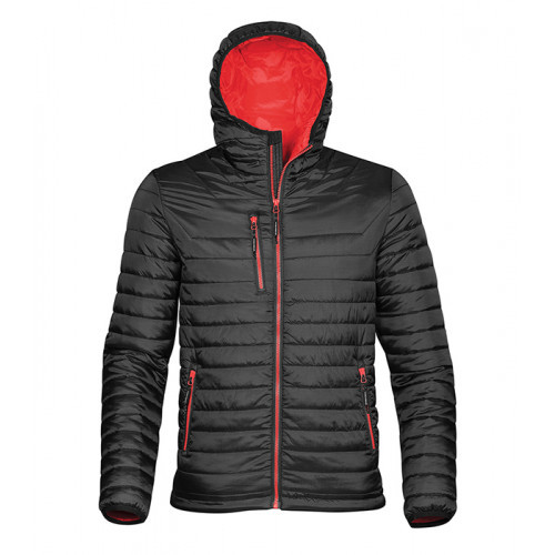 Stormtech M´s Gravity Thermal Jacket Black/Red