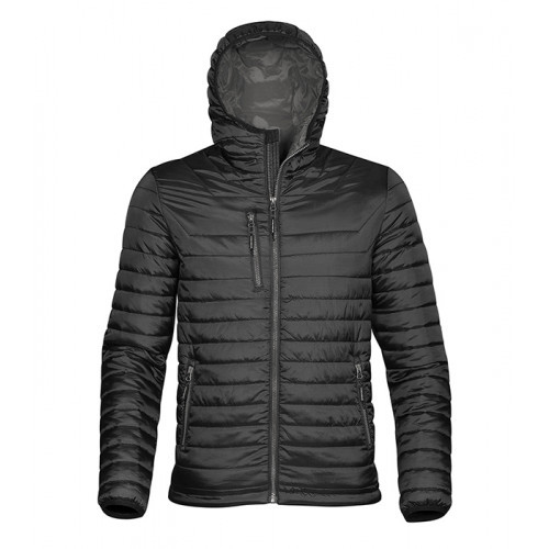 Stormtech M´s Gravity Thermal Jacket Black/Charcoal
