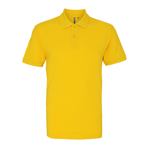 Asquith and Fox Men's Classic Polo Sunflower