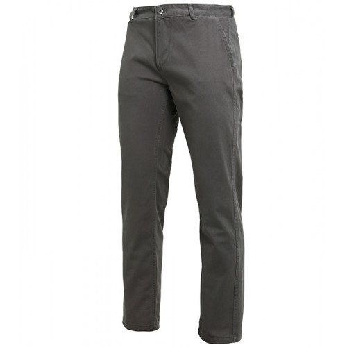 Asquith Mens Classic Fit Chino Regular Slate