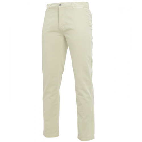 Asquith Mens Classic Fit Chino Regular Natural