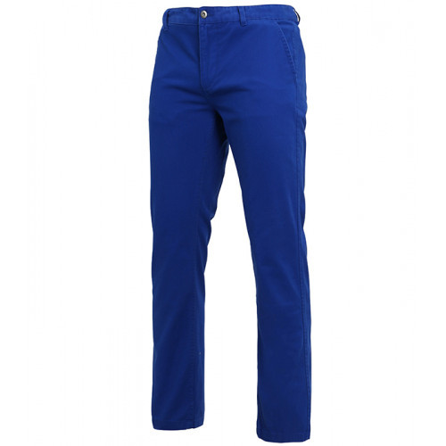 Asquith Mens Classic Fit Chino Tall Royal
