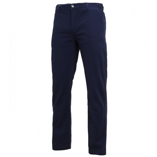 Asquith Mens Classic Fit Chino Tall Navy