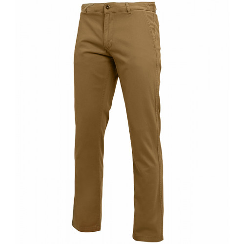 Asquith Mens Classic Fit Chino Tall Camel