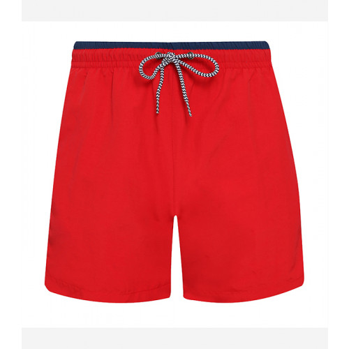 Asquith Men's swim shorts Red/Navy