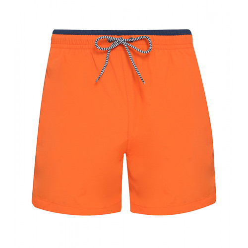 Asquith Men's swim shorts Orange/Navy