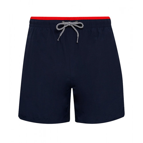 Asquith Men's swim shorts Navy/Red