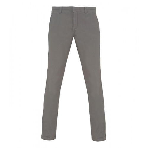 Asquith & Fox Women's chino Slate