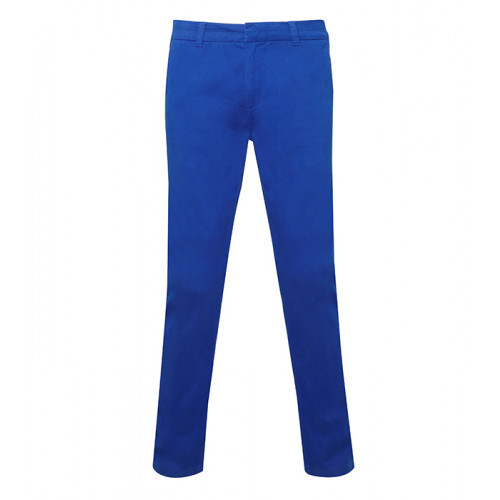 Asquith & Fox Women's chino Royal