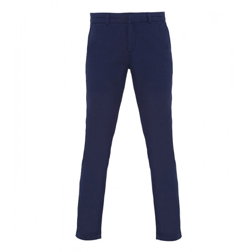 Asquith & Fox Women's chino Navy