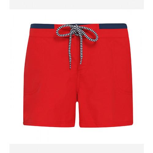 Asquith Women's swim shorts Red/Navy