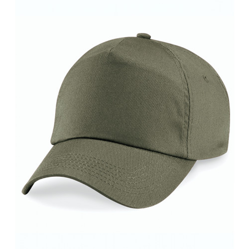 Beechfield Original 5 Panel Cap Olive Green