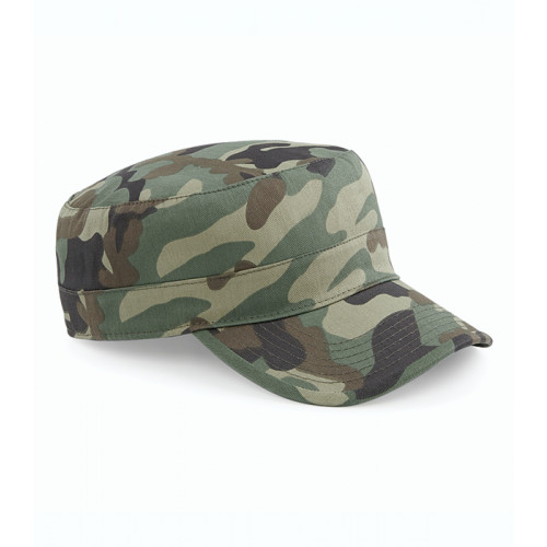 Beechfield Camo Army Cap Urban Jungle Camo