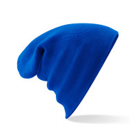 Beechfield Junior Knitted Hat Bright Royal