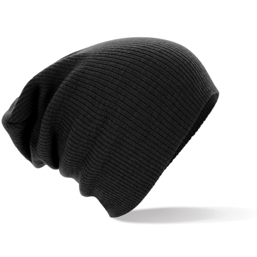 Beechfield Slouch Beanie French Navy