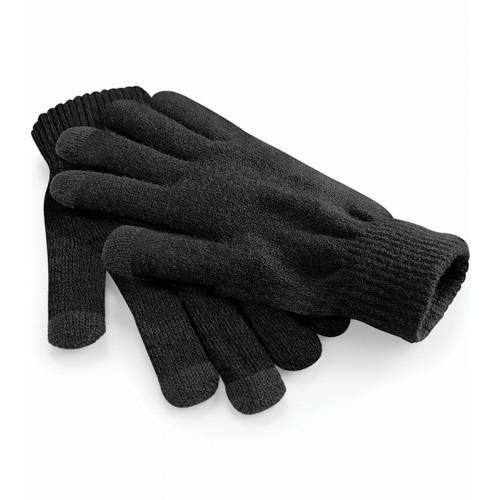 Beechfield Touch Screen Smart Gloves Black