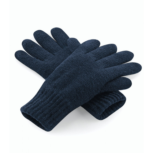 Beechfield Classic Thinsulate Gloves French Navy