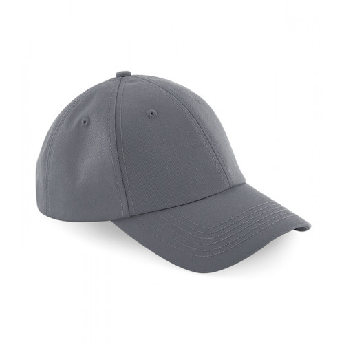 Beechfield Authentic Baseball Cap Graphite Grey