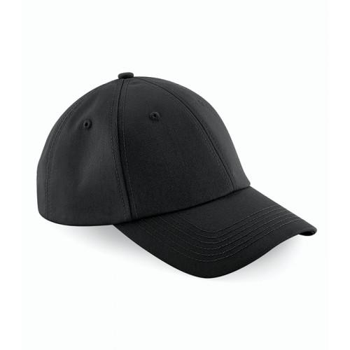 Beechfield Authentic Baseball Cap Black
