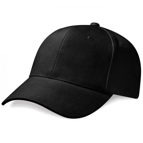 Beechfield ProStyle Heavy Brushed Cotton Black