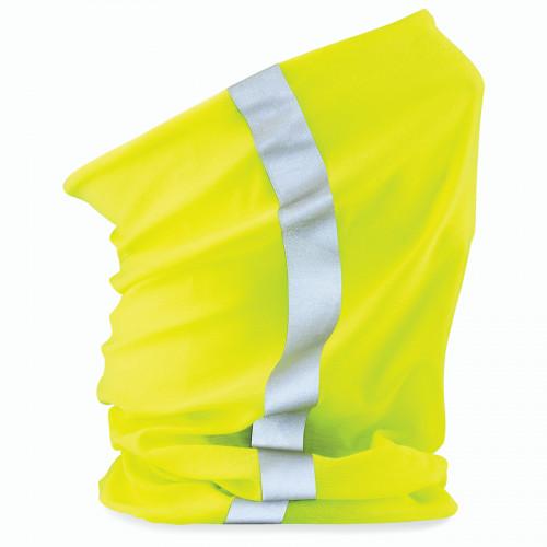 Beechfield Morf Enchanced-Vis Fluorescent Yellow 12