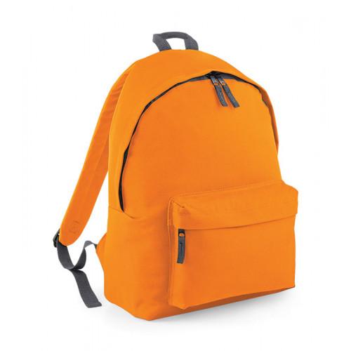 Bag Base Junior Fashion Backpack Orange/GraphiteGrey
