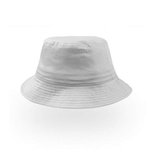 Atlantis BUCKET COTTON, Bucket Shape White