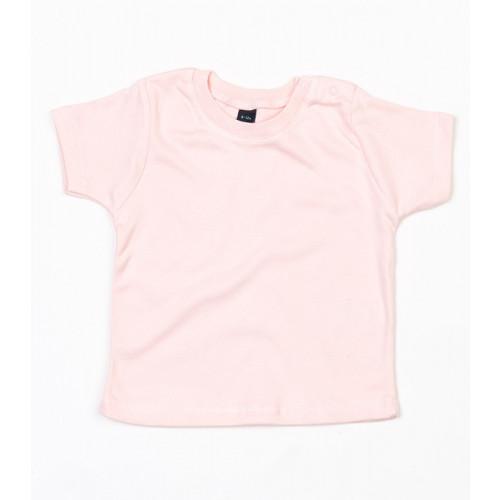 Babybugz Baby T Powder Pink