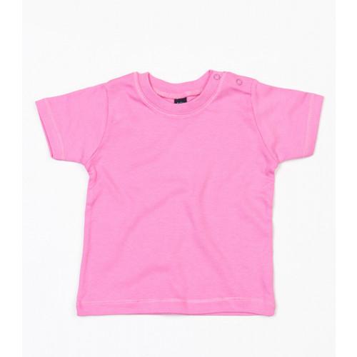 Babybugz Baby T Bubblegum Pink