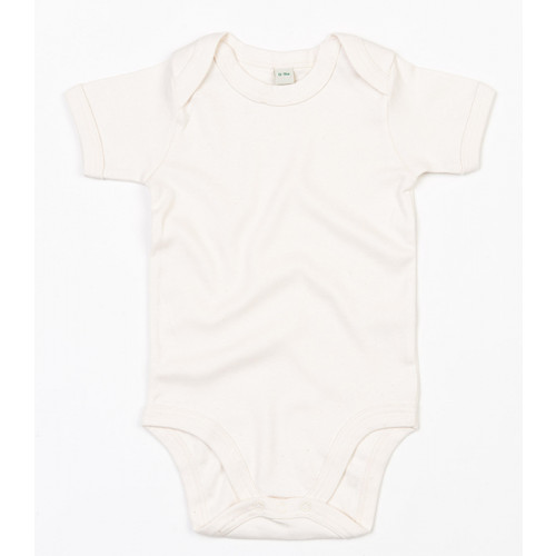 Babybugz Baby Bodysuit Organic Natural
