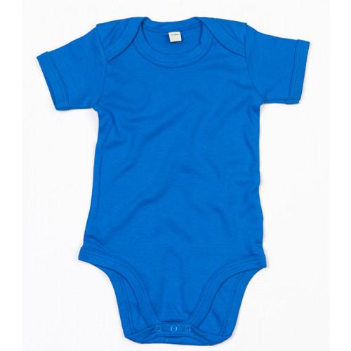 Babybugz Baby Bodysuit Cobalt Blue
