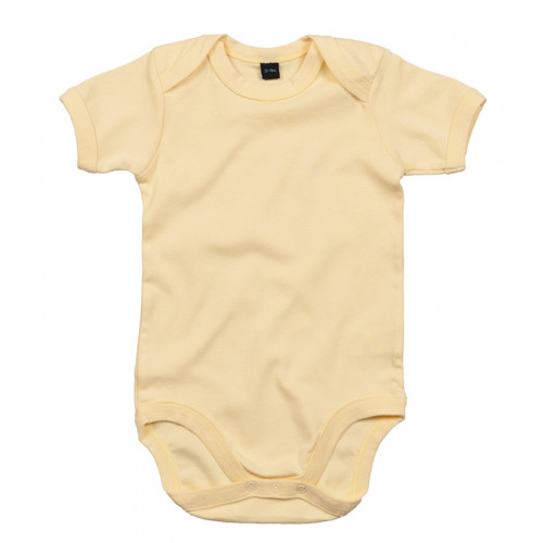 Babybugz Baby Bodysuit Soft Yellow