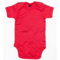 Babybugz Baby Bodysuit Red