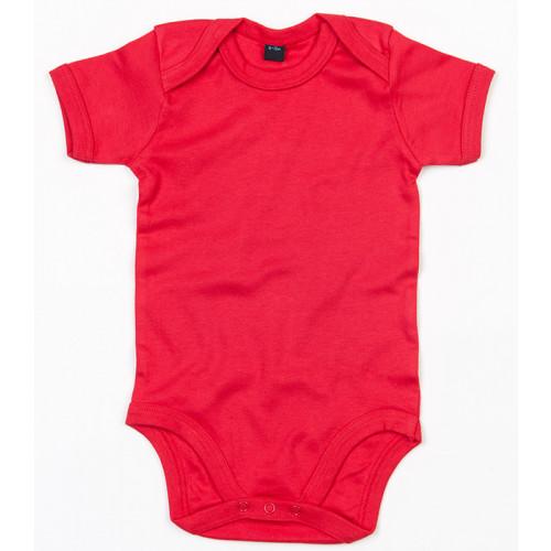 Babybugz Baby Bodysuit Red