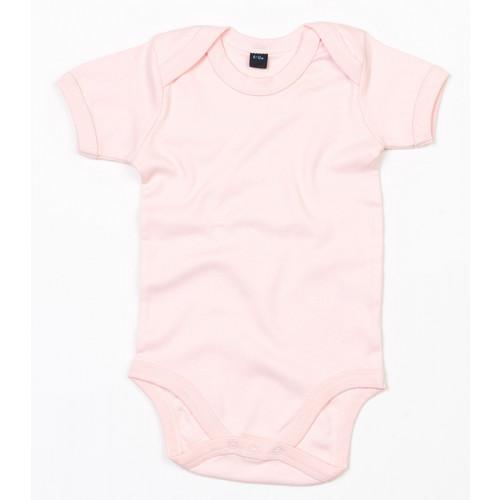 Babybugz Baby Bodysuit Powder Pink