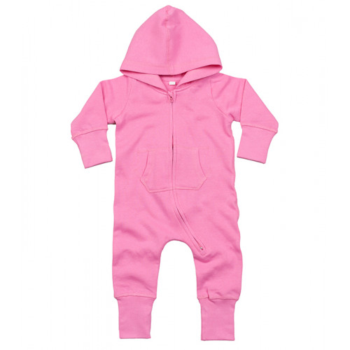 Babybugz Baby All-in-One Bubble Gum Pink