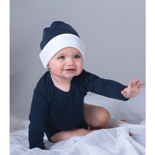 Mantis Reversible Hat White/Heather Grey 3094