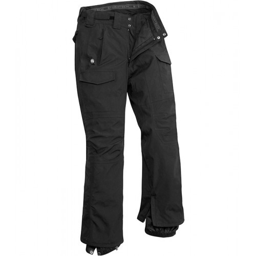Stormtech M's Ascent Trousers Black/Granite