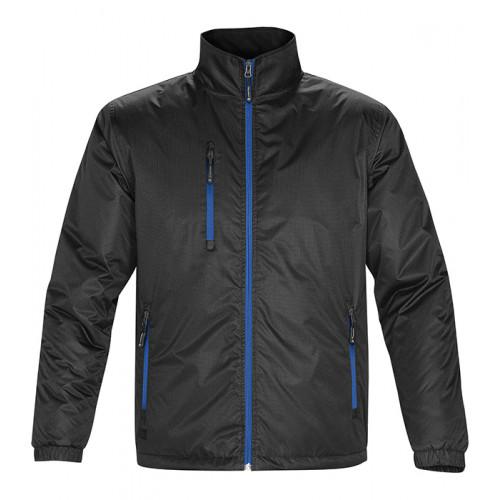 Stormtech M'S AXIS Jacket Black Royal