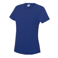 Just Cool Girlie Cool T Royal Blue